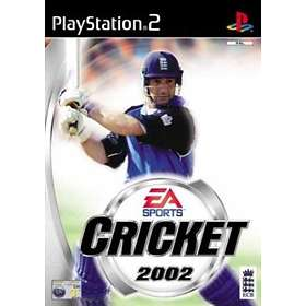 Cricket 2002 (PS2)
