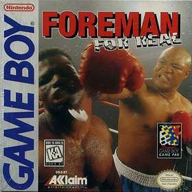 Foreman For Real (GB)