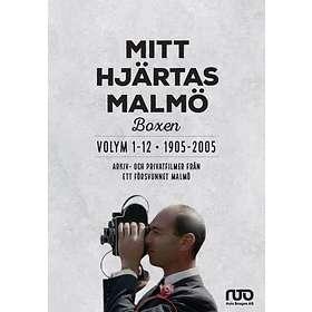 Mitt Hjärtas Malmö - Boxen - Volym 1-12