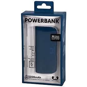Fresh 'n Rebel Powerbank 2PB200 5200mAh