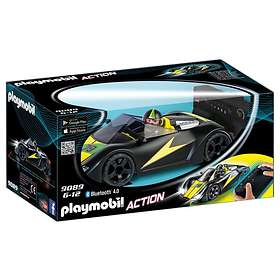 Playmobil Action 9089 RC Turboracerbil