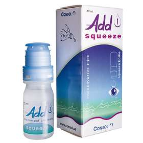Consol Add 1 Biocompatible Tears Eye Drops 10ml
