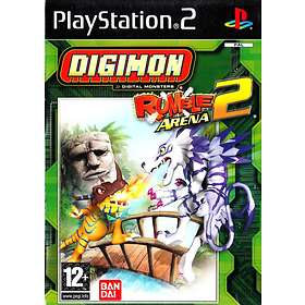 Digimon Rumble Arena 2 (PS2)