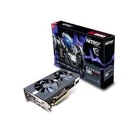 Sapphire Radeon RX 580 Nitro+ 2xHDMI 2xDP 4Go