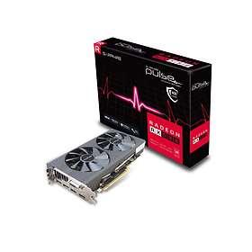 Sapphire Radeon RX 580 Pulse 2xHDMI 2xDP 4Go