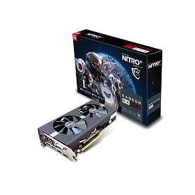 Sapphire Radeon RX 570 Nitro+ (11266-14) 2xHDMI 2xDP 4GB