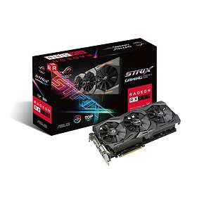 Asus Radeon RX 580 ROG Strix Gaming Top 2xHDMI 2xDP 8GB