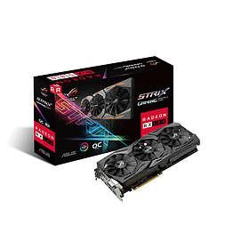 Asus Radeon RX 580 Strix Gaming OC 2xHDMI 2xDP 8GB