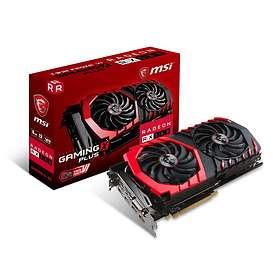 MSI Radeon RX 580 Gaming X+ 2xHDMI 2xDP 8Go