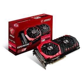 MSI Radeon RX 580 Gaming X 2xHDMI 2xDP 8Go