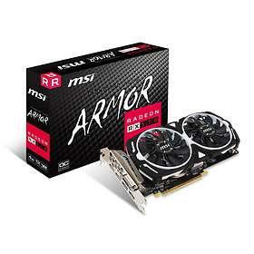 MSI Radeon RX 570 Armor OC HDMI 3xDP 4Go