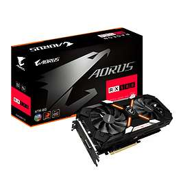 Gigabyte Aorus Radeon RX 580 XTR HDMI 3xDP 8GB