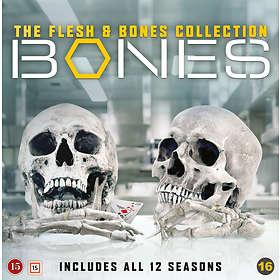Bones - Säsong 1-12