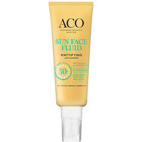 ACO Sun Face Fluid Mattifying SPF50+ 40ml