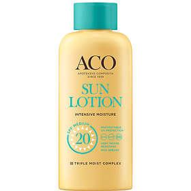 ACO Sun Lotion Intensive Moisture SPF20 200ml