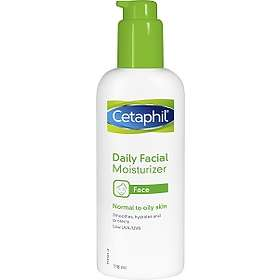Cetaphil Daily Facial Moisturizer Normal/Oily Skin 118ml