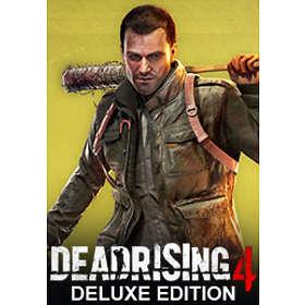 Dead Rising 4 - Deluxe Edition