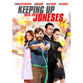 Keeping Up with the Joneses (HD)