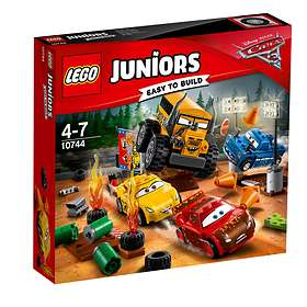 LEGO Juniors 10744 Crazy 8-løp i Thunder Hollow