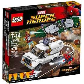 LEGO Marvel Super Heroes 76083 Varning För Vulture