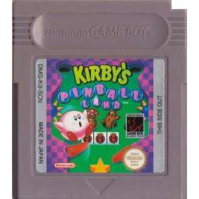 Kirby's Pinball Land (GB)