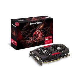 PowerColor Radeon RX 580 Red Dragon HDMI 3xDP 8Go