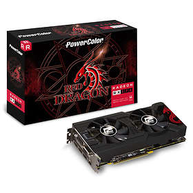 PowerColor Radeon RX 570 Red Dragon HDMI 3xDP 4GB