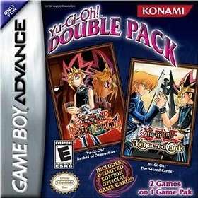 Yu-Gi-Oh! Double Pack (GBA)