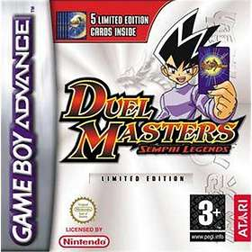 Duel Masters: Sempai Legends (GBA)