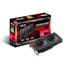 Asus Radeon RX 570 Expedition OC HDMI DP 4GB