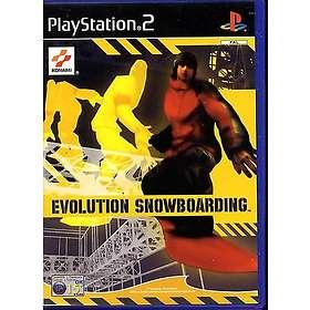 Evolution Snowboarding (PS2)