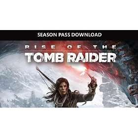 Rise of the Tomb Raider - Season Pass (PC)