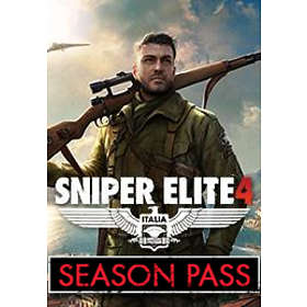Sniper Elite 4 - Season Pass (PC)