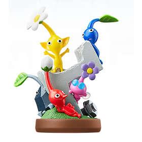 Nintendo Amiibo - Pikmin