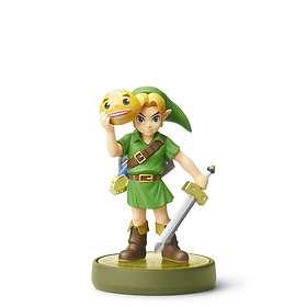 Nintendo Amiibo - Link - Majora's Mask