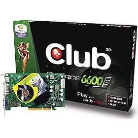 Club 3D GeForce 6600 128Mo