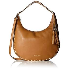 2f568aeaacf3 Find the best price on Michael Kors Lauryn Large Leather Shoulder ...
