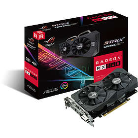 Asus Radeon RX 560 Strix Gaming HDMI DP 4GB