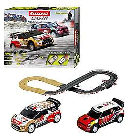 Carrera Toys GO!!! Let's Rally! (62433)