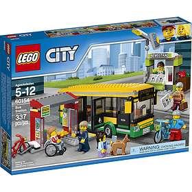 LEGO City 60154 Busstasjon