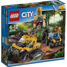 LEGO City 60159 Jungelsett Beltekjøretøy