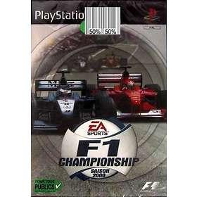 F1 Championship Season 2000 (PS2)