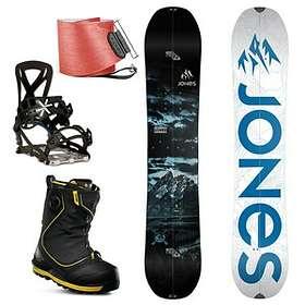Jones Snowboards Discovery Split Jr 17/18