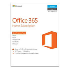 Microsoft Office 365 Home Pol