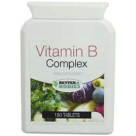 vitamin b tabletter