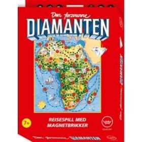 Den Forsvunne Diamanten (pocket)