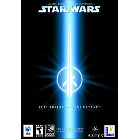 Star Wars Jedi Knight II: Jedi Outcast (Mac)