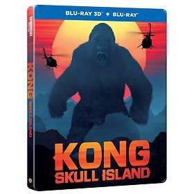Kong: Skull Island - Limited SteelBook (3D)