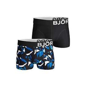 821607591b63 Jämför priser på Björn Borg Graphic Short Shorts 2-Pack Kalsonger ...