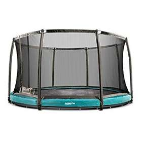 North Trampoline Challenger 430cm Active Ground with Safety Net